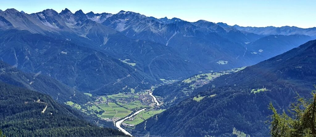 Prutz im Tiroler Oberland