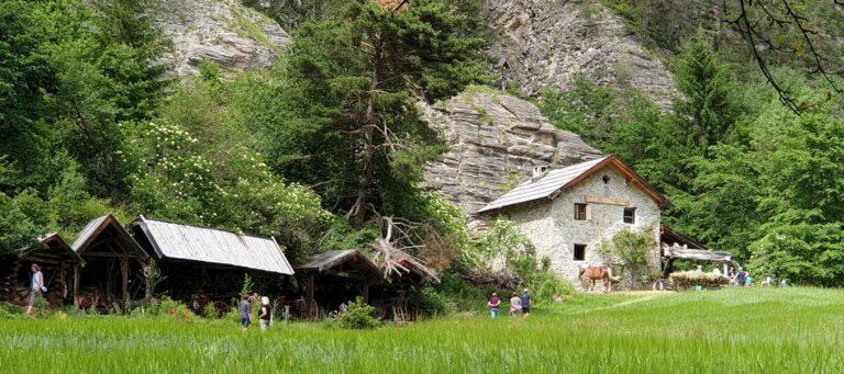 Tiroler Mühle Serfauser Lauser