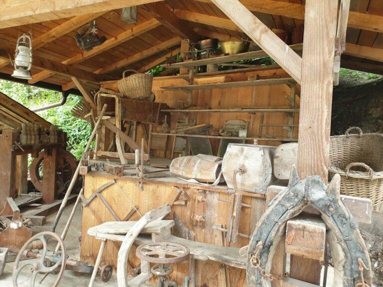 Tiroler Bauernmuseum Serfauser Lauser