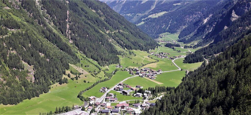 Kaunertal Adlerblick