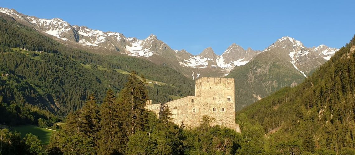 Schloss Berneck, Kauns, Tirol